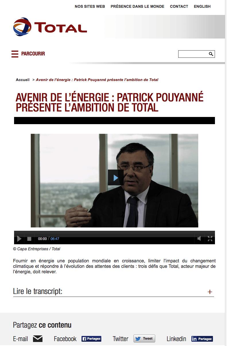 3-Avenir de l'énergie -Patrick Pouyanné présente l'ambition de Total _ total.com (2017-09-06 16-08-55)