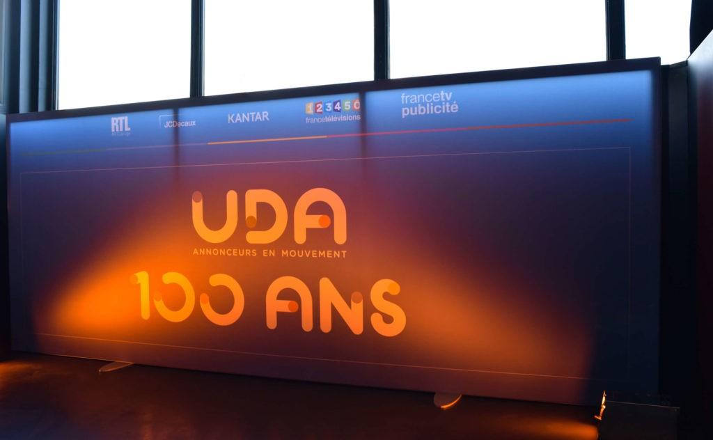 100 ans de l'UDA, le 6/10/16 au Flow, Paris.